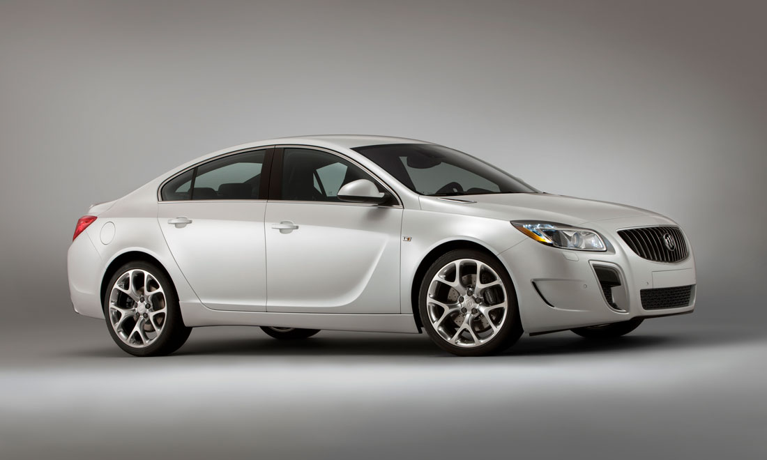 Buick Regal Gs 1 10