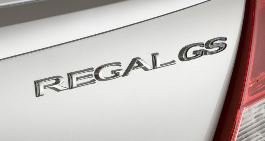 buick regal gs emblem 10