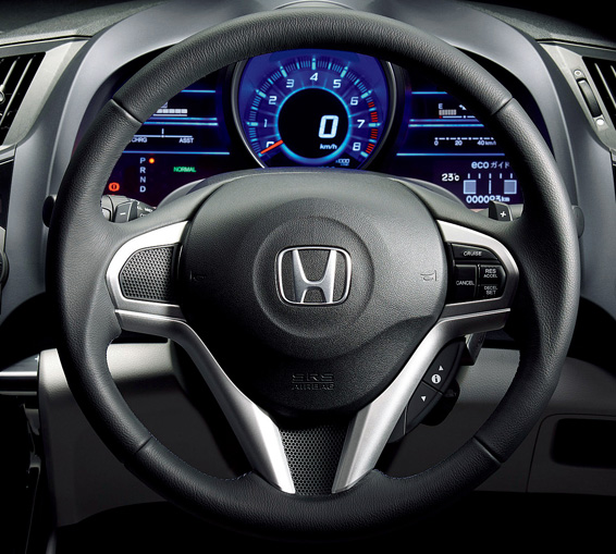 Honda Cr Z Sport Hybrid Coupe In1 11