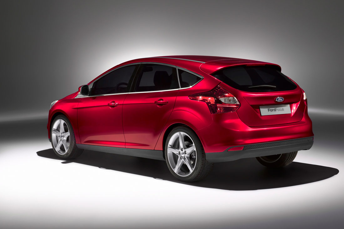 New Ford C Max >> Ford Focus 5-door Hatchback : 2012 | Cartype