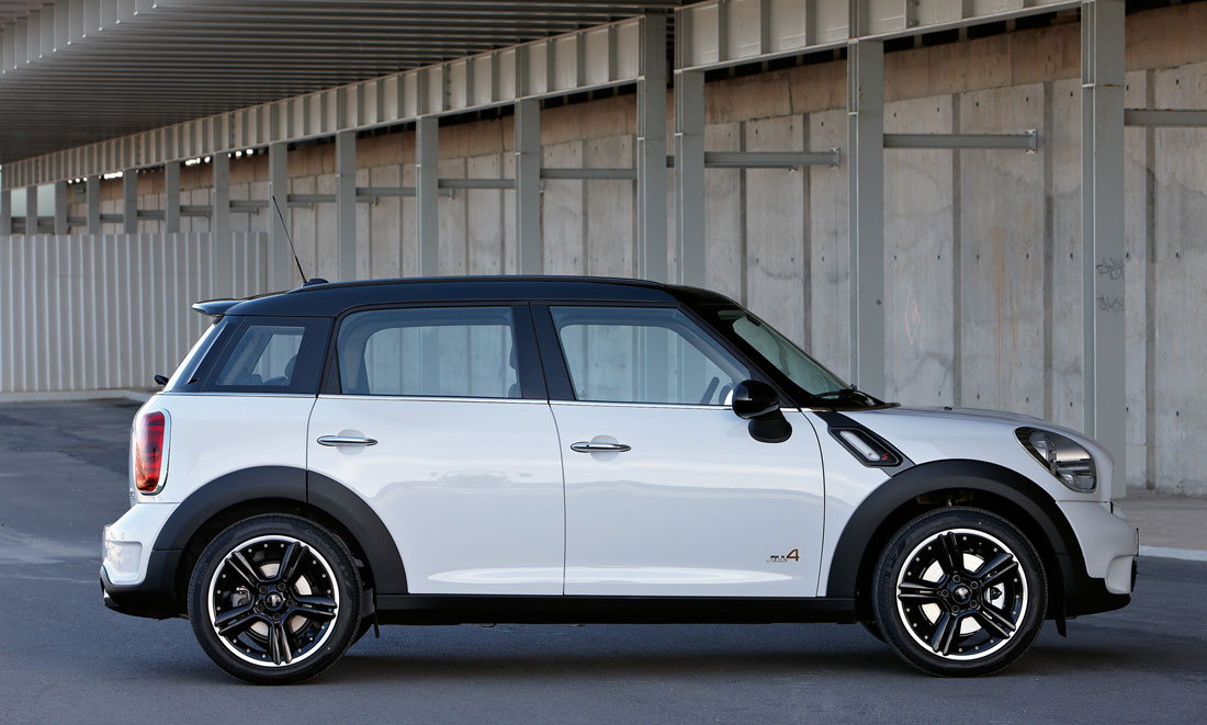 Mini Countryman 2011. 2011 Mini Countryman.