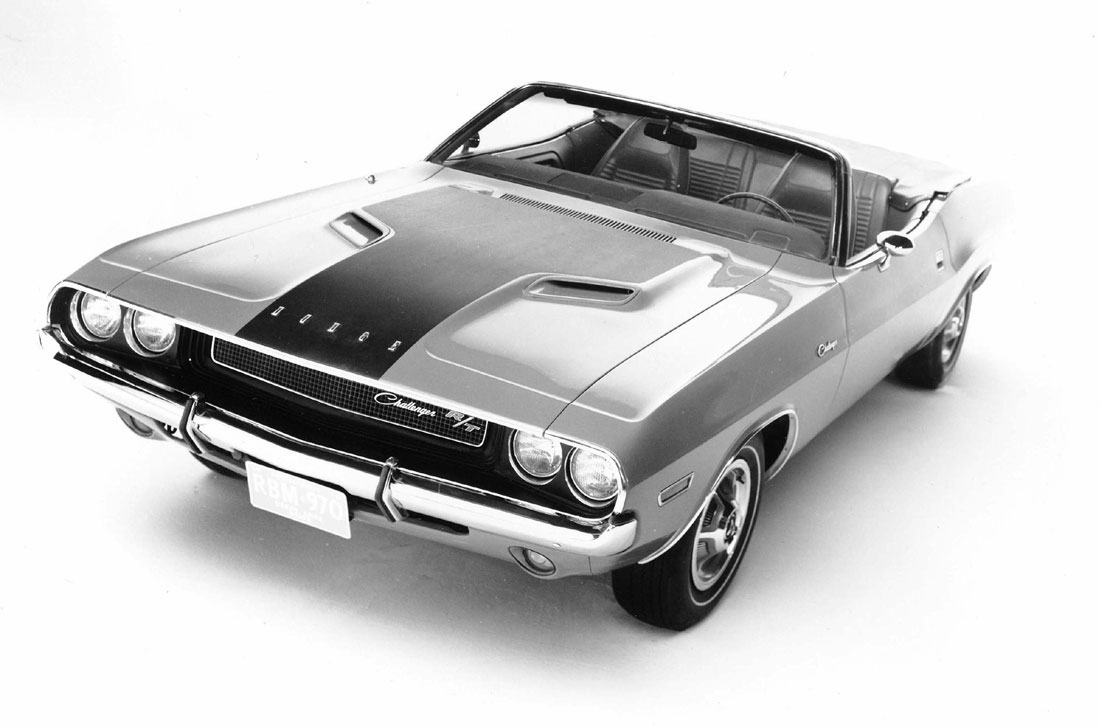 Dodge Charger, 1970 release - the legendary American car 74