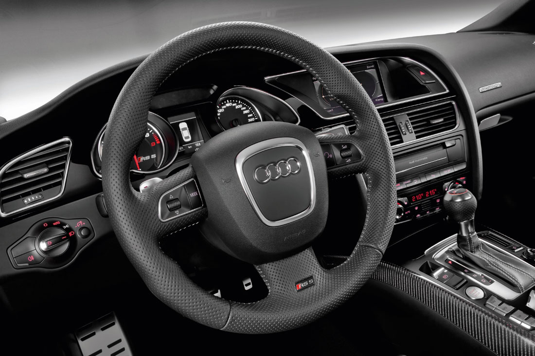 Audi Rs5 Coupe 2010 Cartype