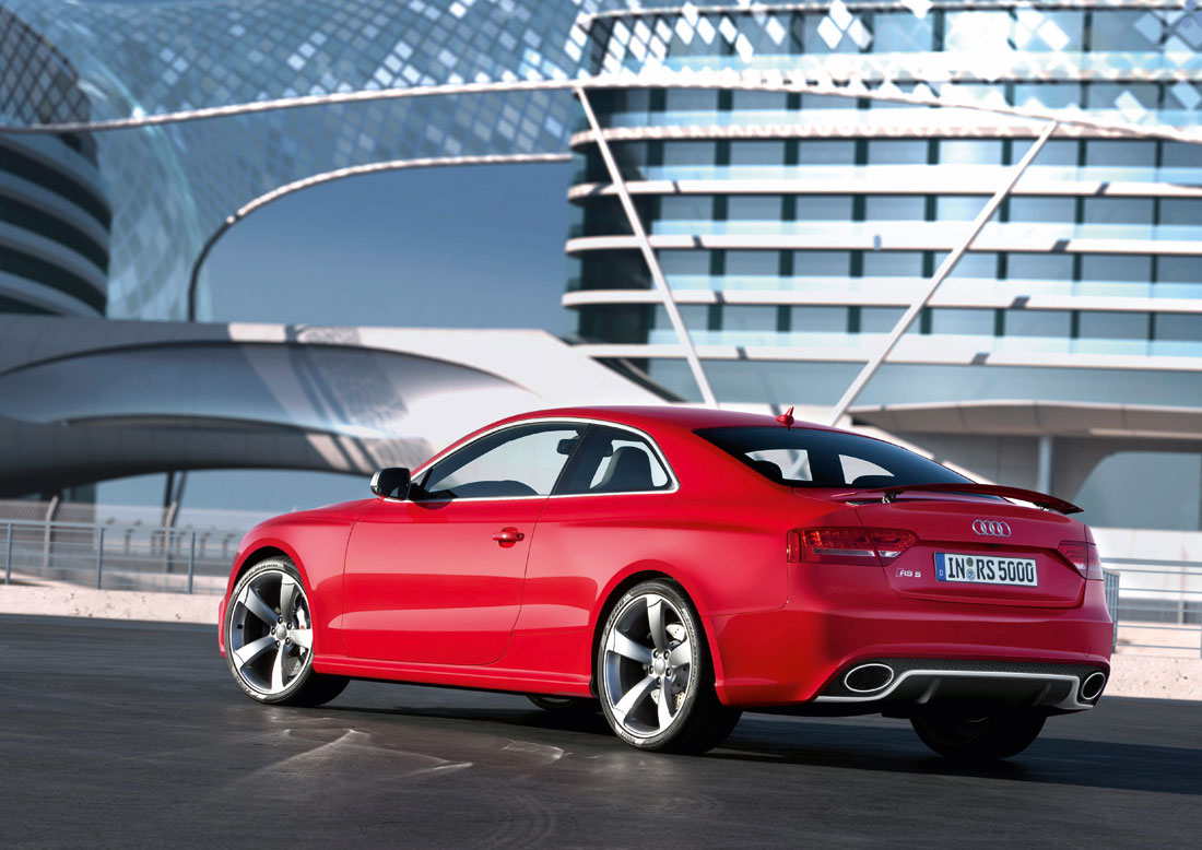 Best Auto Transport Companies >> Audi RS5 Coupe : 2010 | Cartype