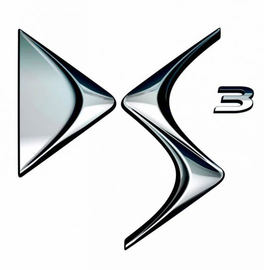 citroen ds3 logo 10
