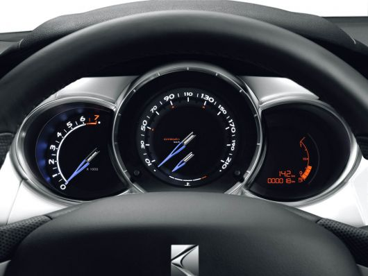 citroen ds3 gauge cluster 10