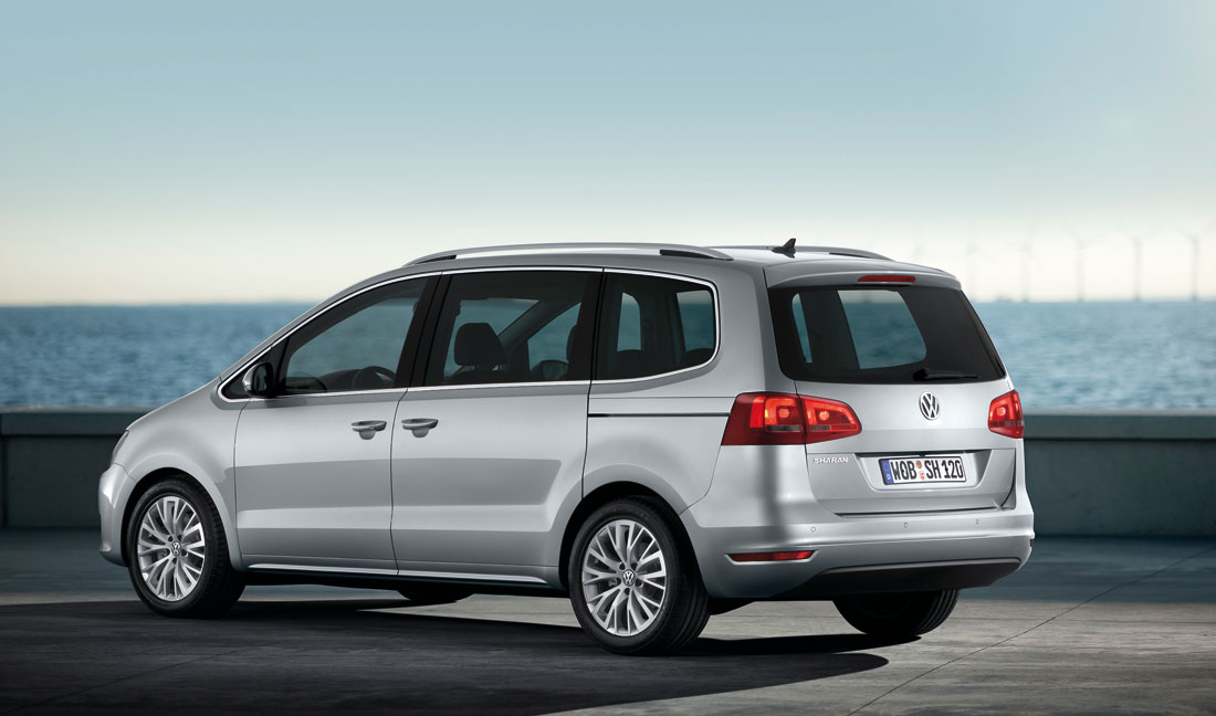 volkswagen sharan 2010 cartype. Black Bedroom Furniture Sets. Home Design Ideas