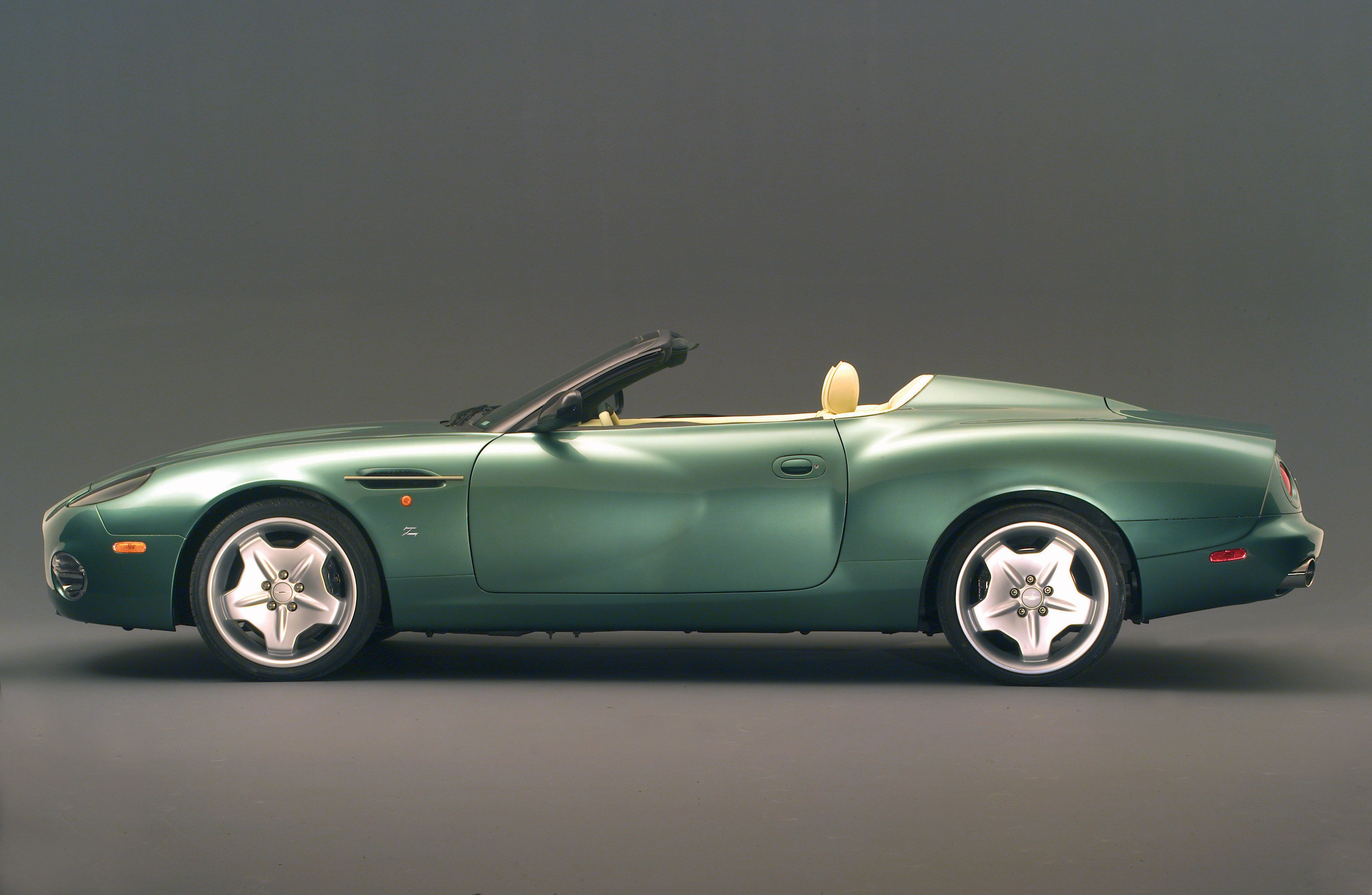 with coachwork by Zagato