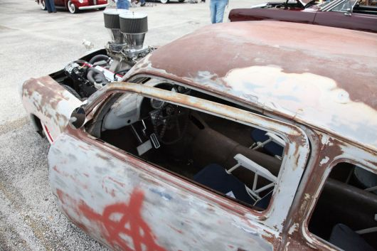 low rider rat rod 13