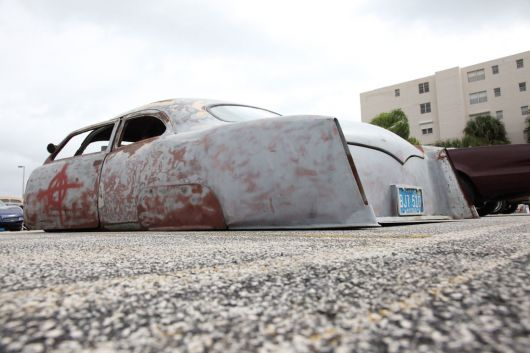 low rider rat rod 17