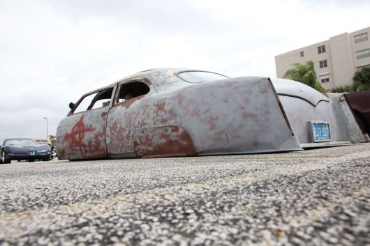 low rider rat rod 18