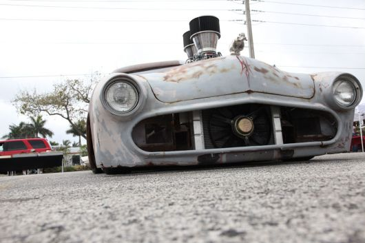 low rider rat rod 20