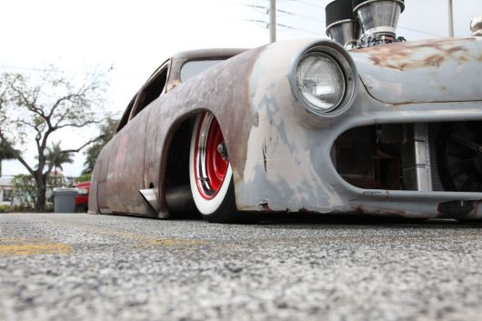 low rider rat rod 22