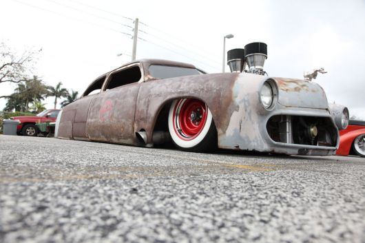 low rider rat rod 25