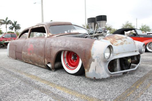 low rider rat rod 27