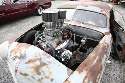low rider rat rod 29