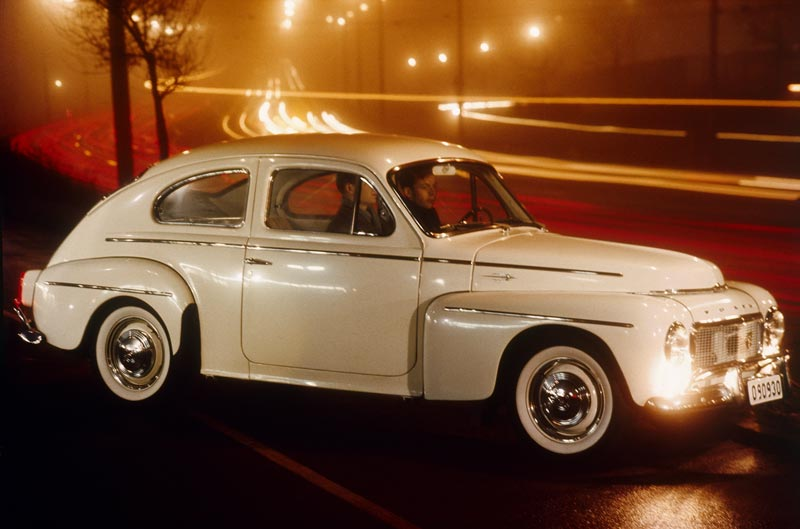 Volvo PV544 : 1958 | Cartype
