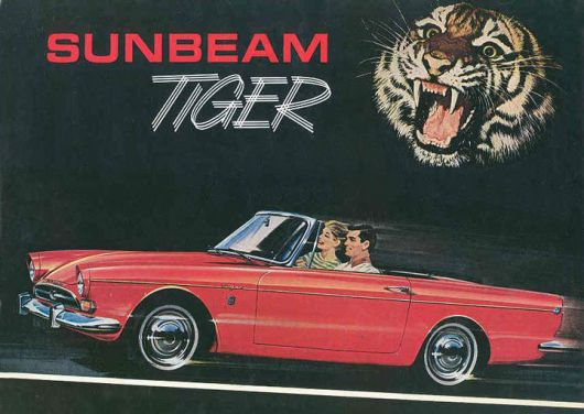 sunbeam tiger 260 brochure 65