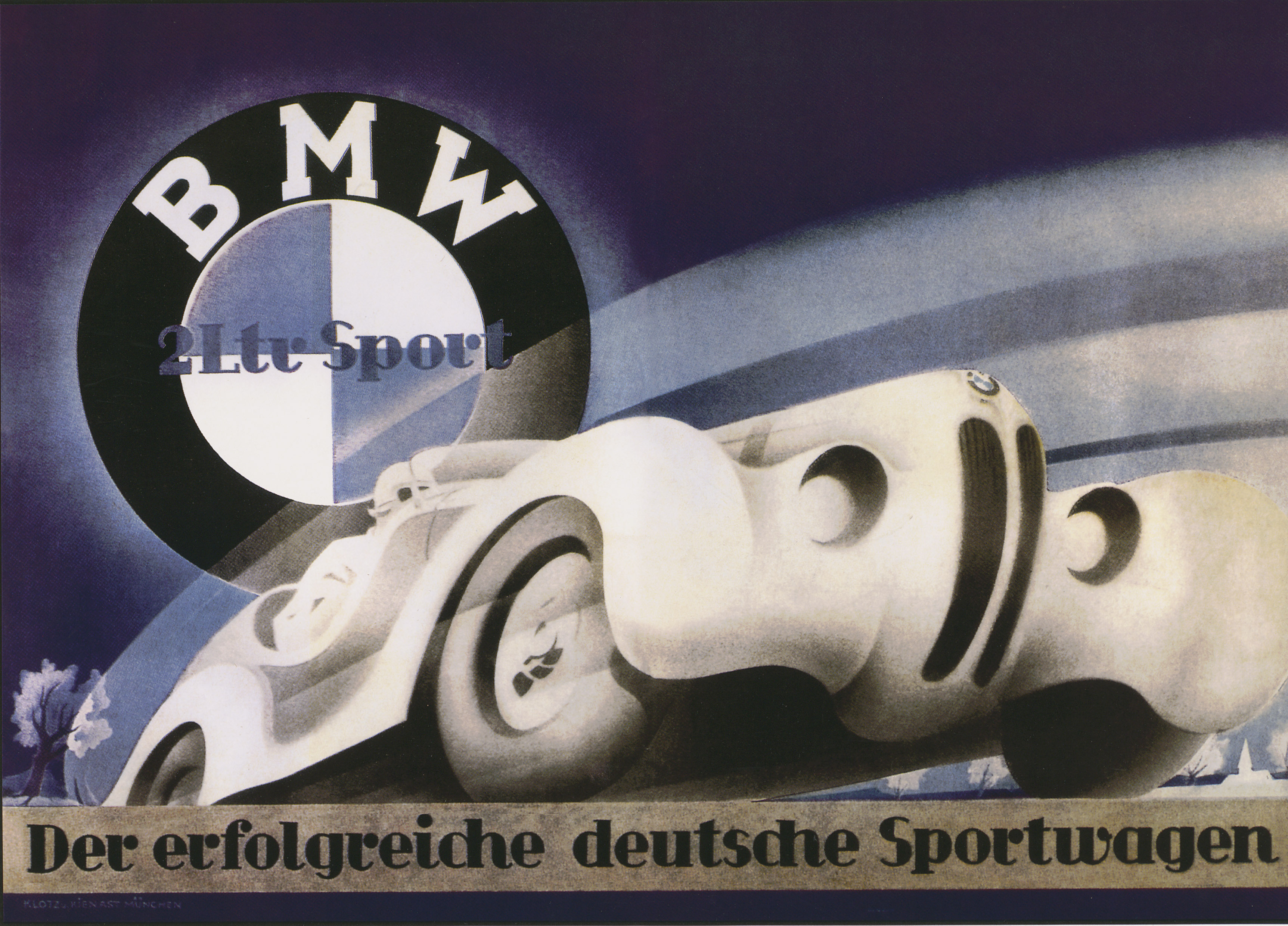 Bmw Posters Cartype