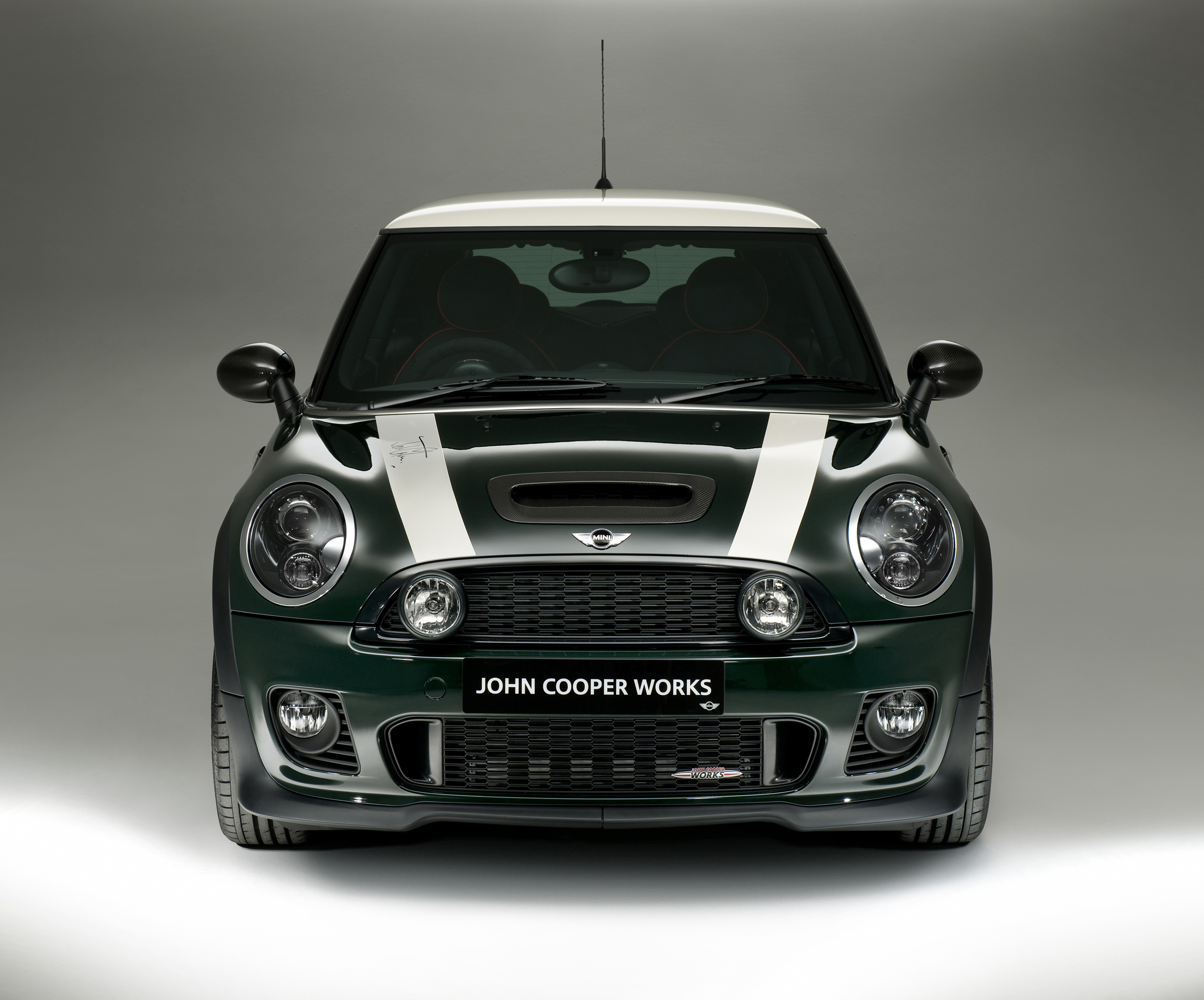 Car Transport Cost >> Mini John Cooper Works World Championship 50 : 2010 | Cartype