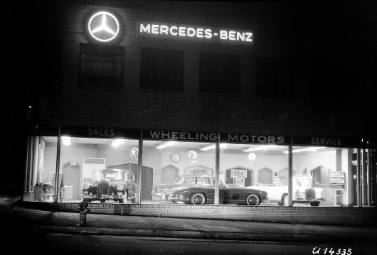 mercedes benz usa 1 60