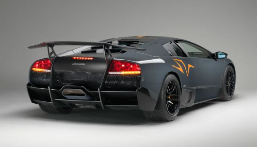 lamborghini murcielago lp670 4 superveloce china limited edition 02
