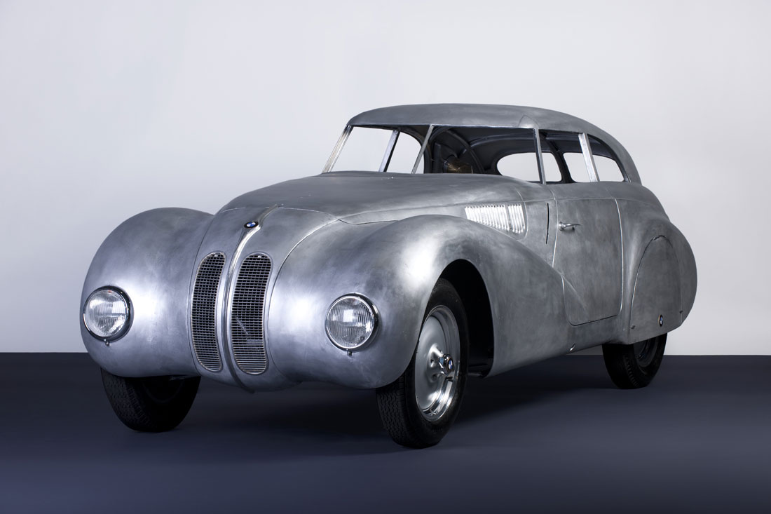 Bmw 328 Kamm Coupe 1940 Cartype