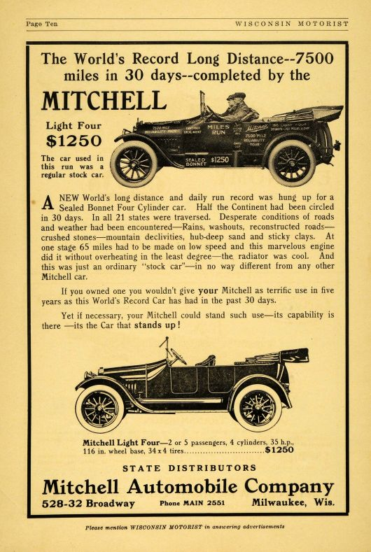 mitchell light four ad 14