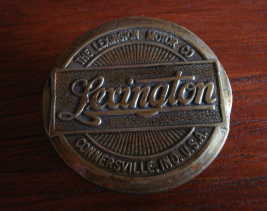 lexington radiator emblem