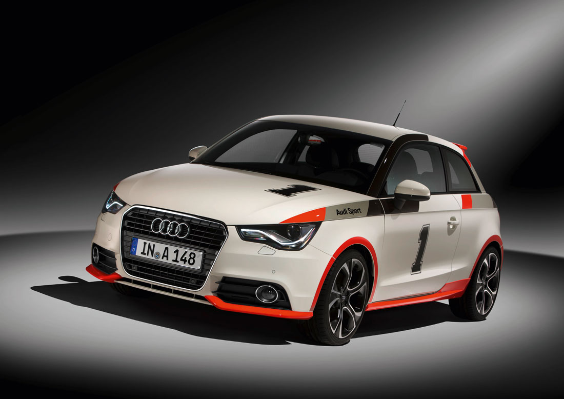 Audi A1 At Worthersee Tour 2010 Cartype