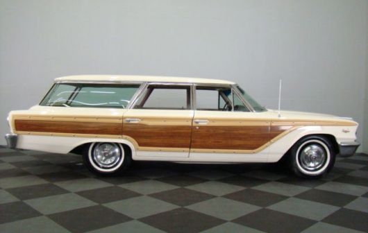 ford country squire 63