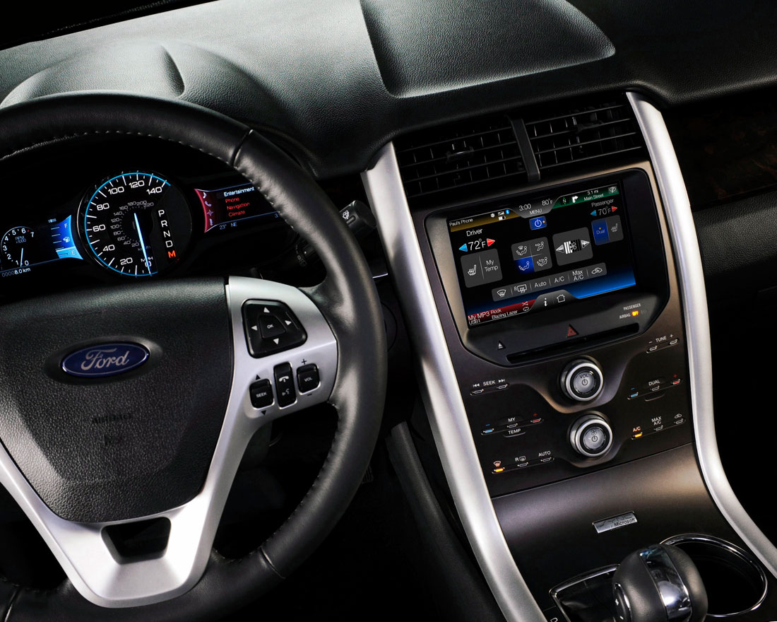 Ford Edge Sport In