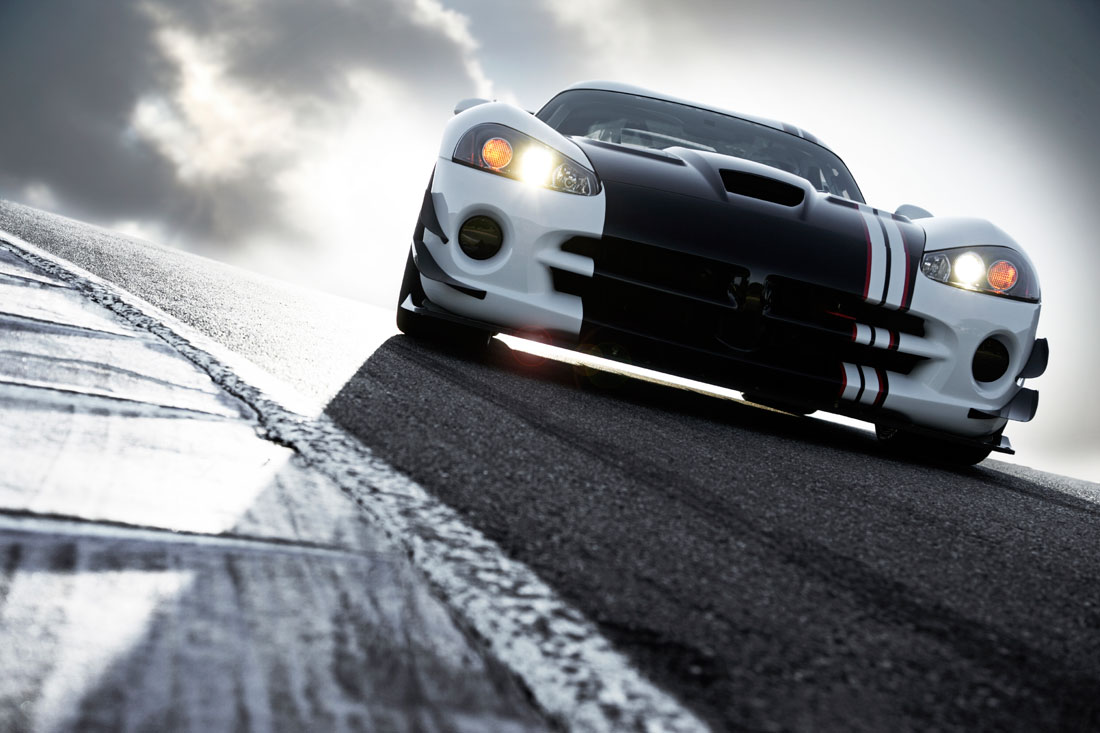 2010 Dodge Viper SRT10 ACR-X.