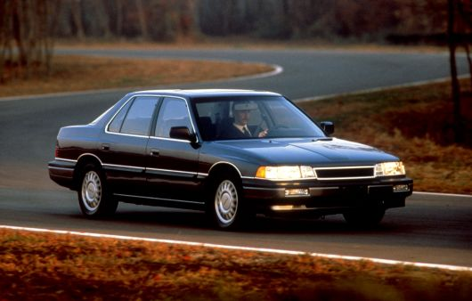 acura legend 86