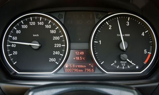 bmw 1 series cluster 10