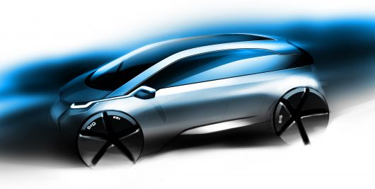 bmw megacity sketch 13