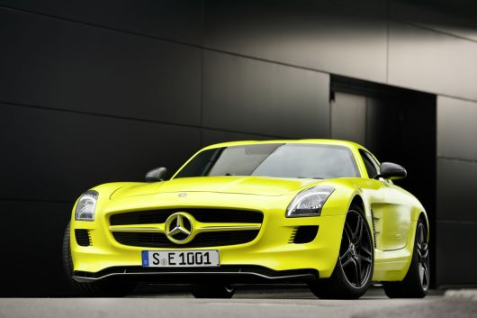 mercedes benz sls amg e cell 13 01