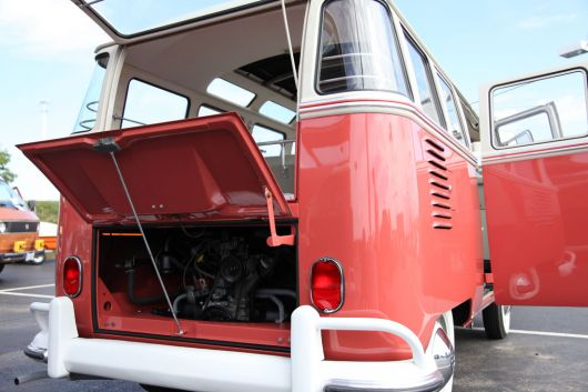 vw split window bus 62 09