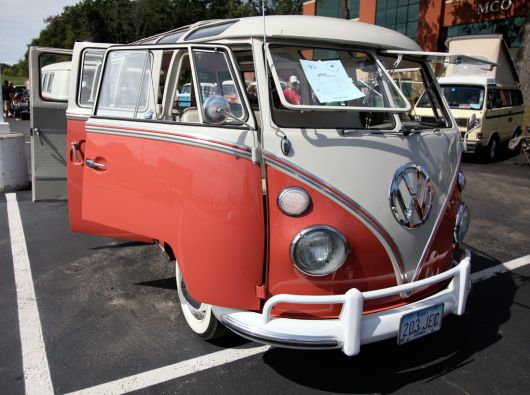 vw split window bus 62 31