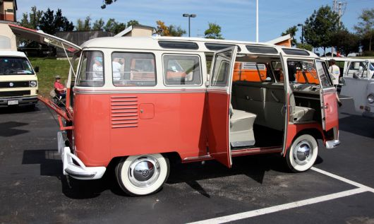 vw split window bus 62 34