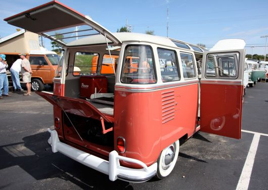 vw split window bus 62 35