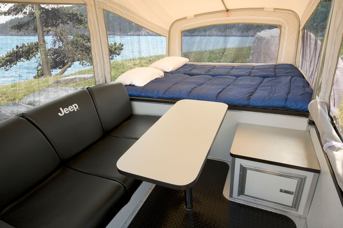 Jeep 174 And Mopar 174 Offer Off Road Camper Trailers Cartype