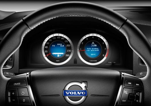 volvo v60 sports wagon cluster 11