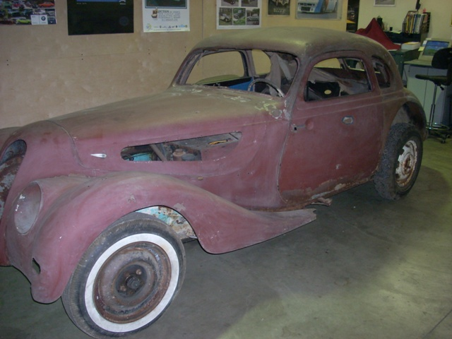 The Werkshop Recovers Two Rare Treasures Ready For Restoration Perfection Cartype