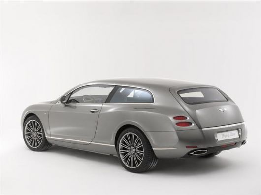 bentley continental flying star by touring 10 09