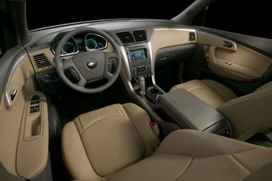 chevrolet traverse in4 11