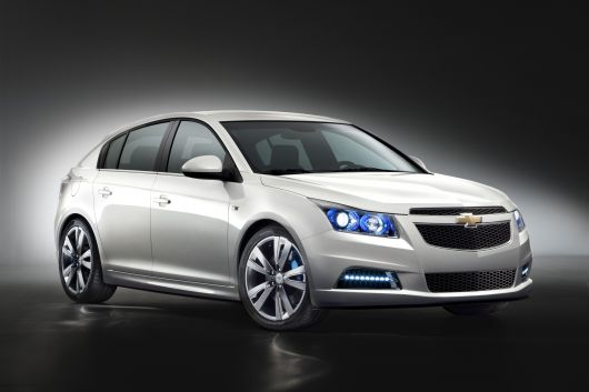 chevrolet cruze hatchback 11 03