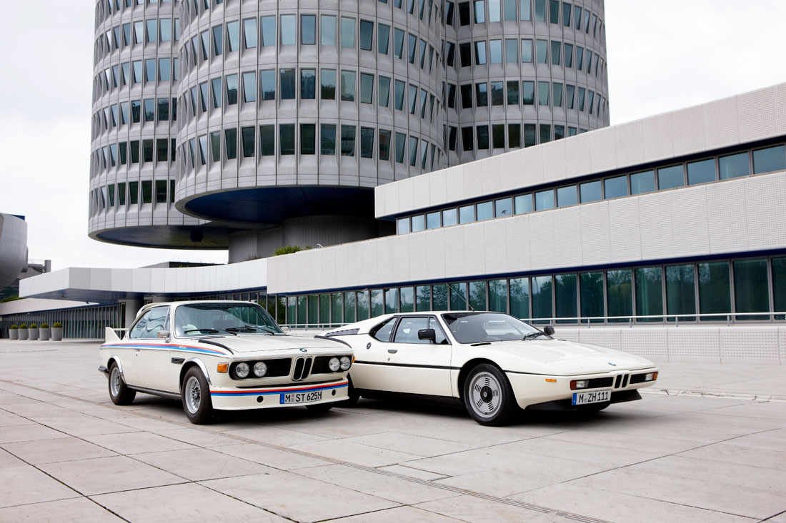 BMW M1 For Sale >> BMW Classic branches out into classic car trade | Cartype