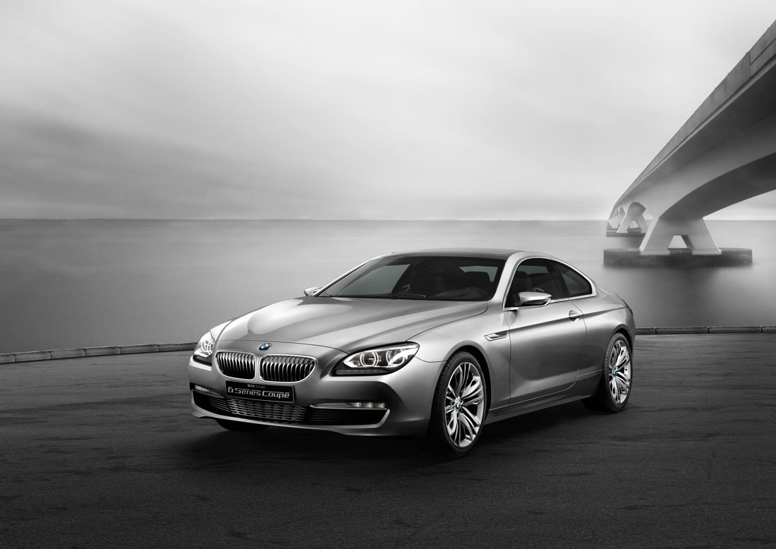 BMW Concept 6 Series Coupe To Appear In Los Angeles   Cartype