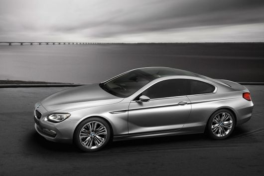 bmw concept 6 series coupe 10 06
